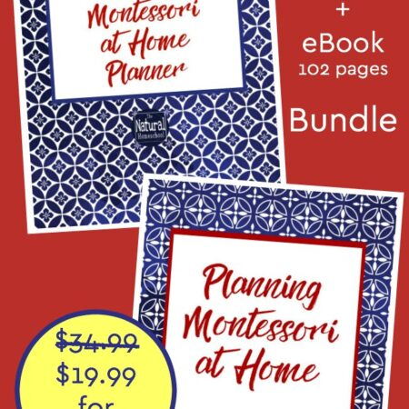 Have you been wanting to incorporate Montessori at home, but don't know where to start or how to implement what you know? This Montessori at home printable starter bundle is exactly what you need to get your journey on the right track from the beginning. Come and take a look at what it includes and why it can help you.
