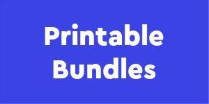 Printable Bundles